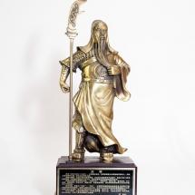 2002年参加中國京洲國際龍舟邀請賽大會送贈本會之記念品