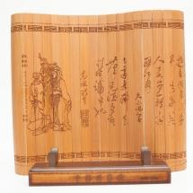 2007年参加中國四川國際龍舟邀請賽大會送贈本會之記念品