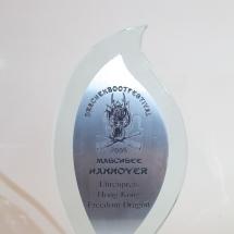 2008参加德國漢諾威國際龍舟賽大會送贈本會之記念品